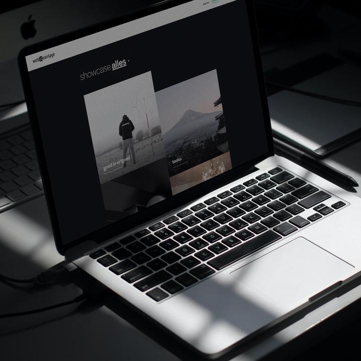 Nood aan een nieuwe website of webshop?