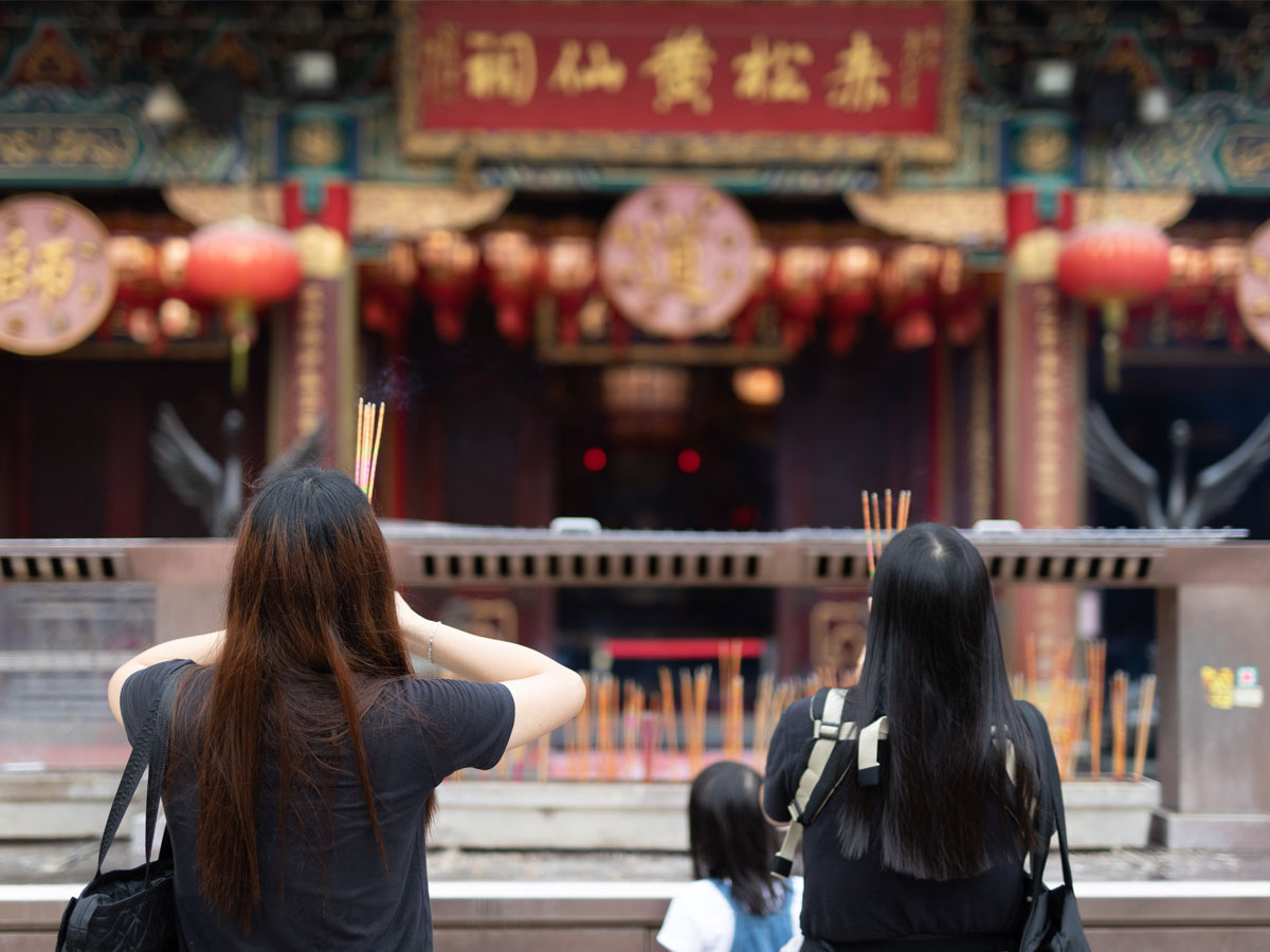 Taoistische tempels